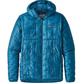 Patagonia M's Micro Puff Hoody Balkan Blue